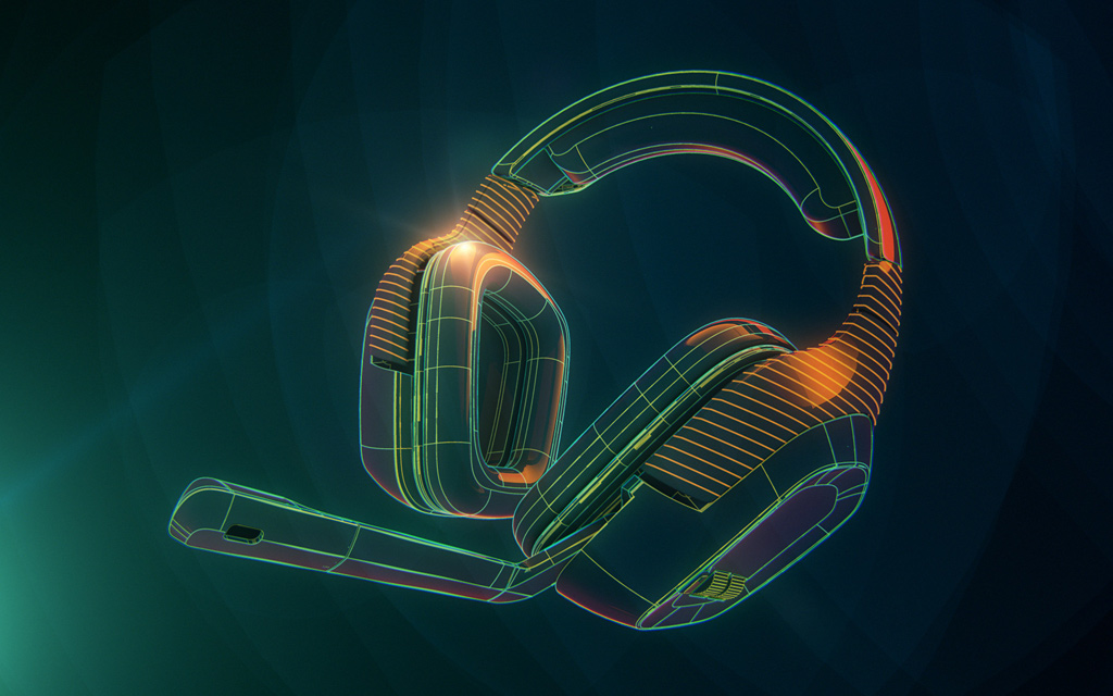 2010 – Headset F540