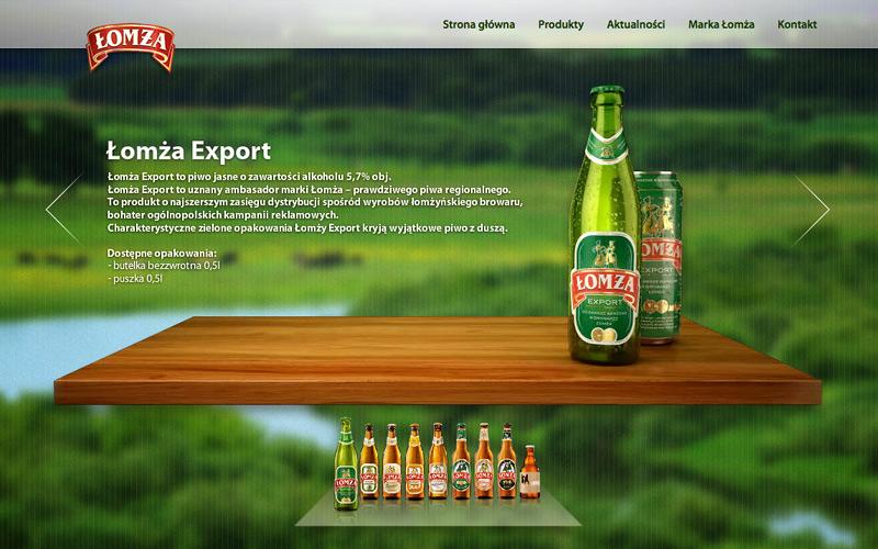 2012 – Łomża brewery