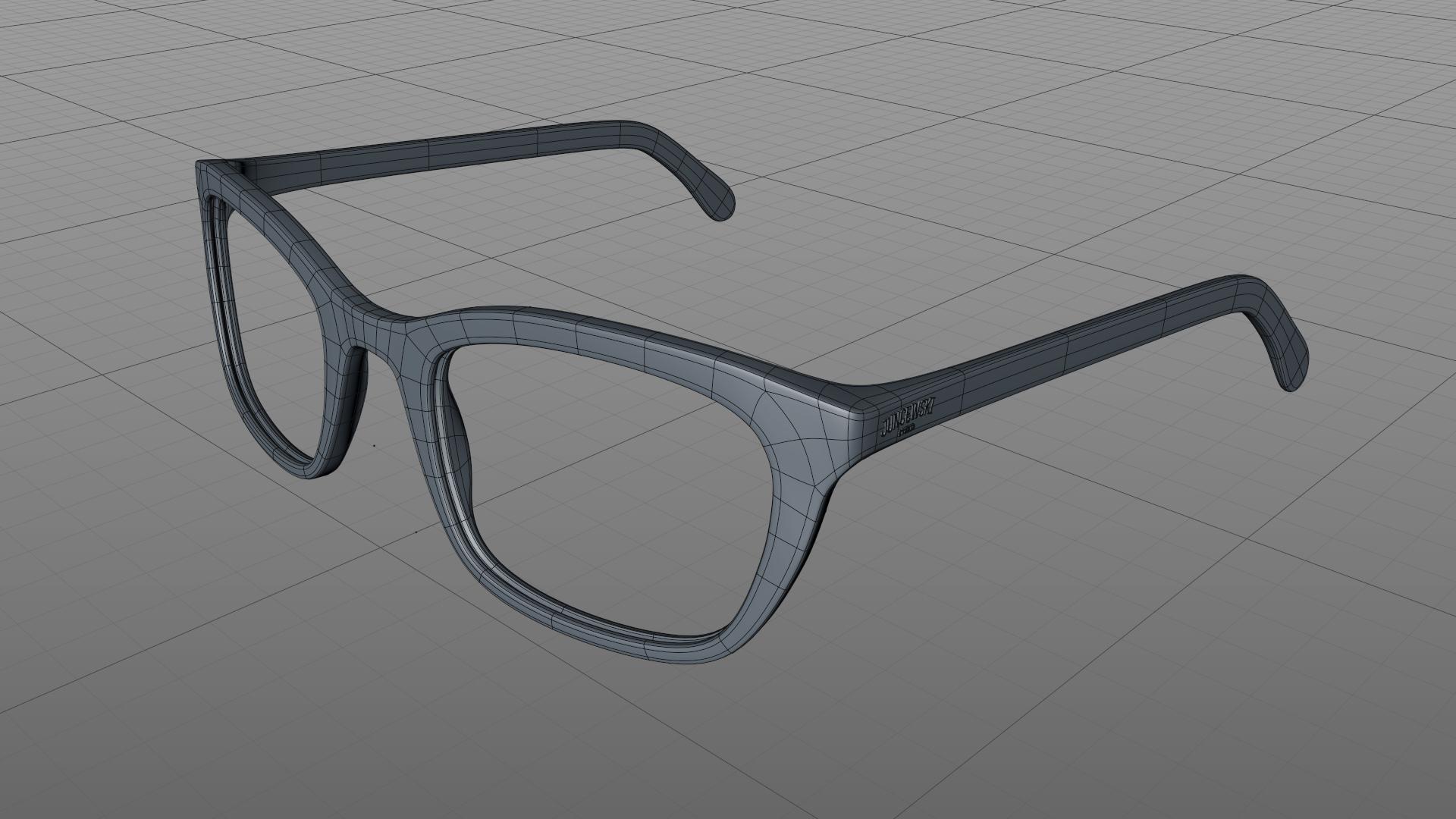 2015 – 3D Printed Sunglasses