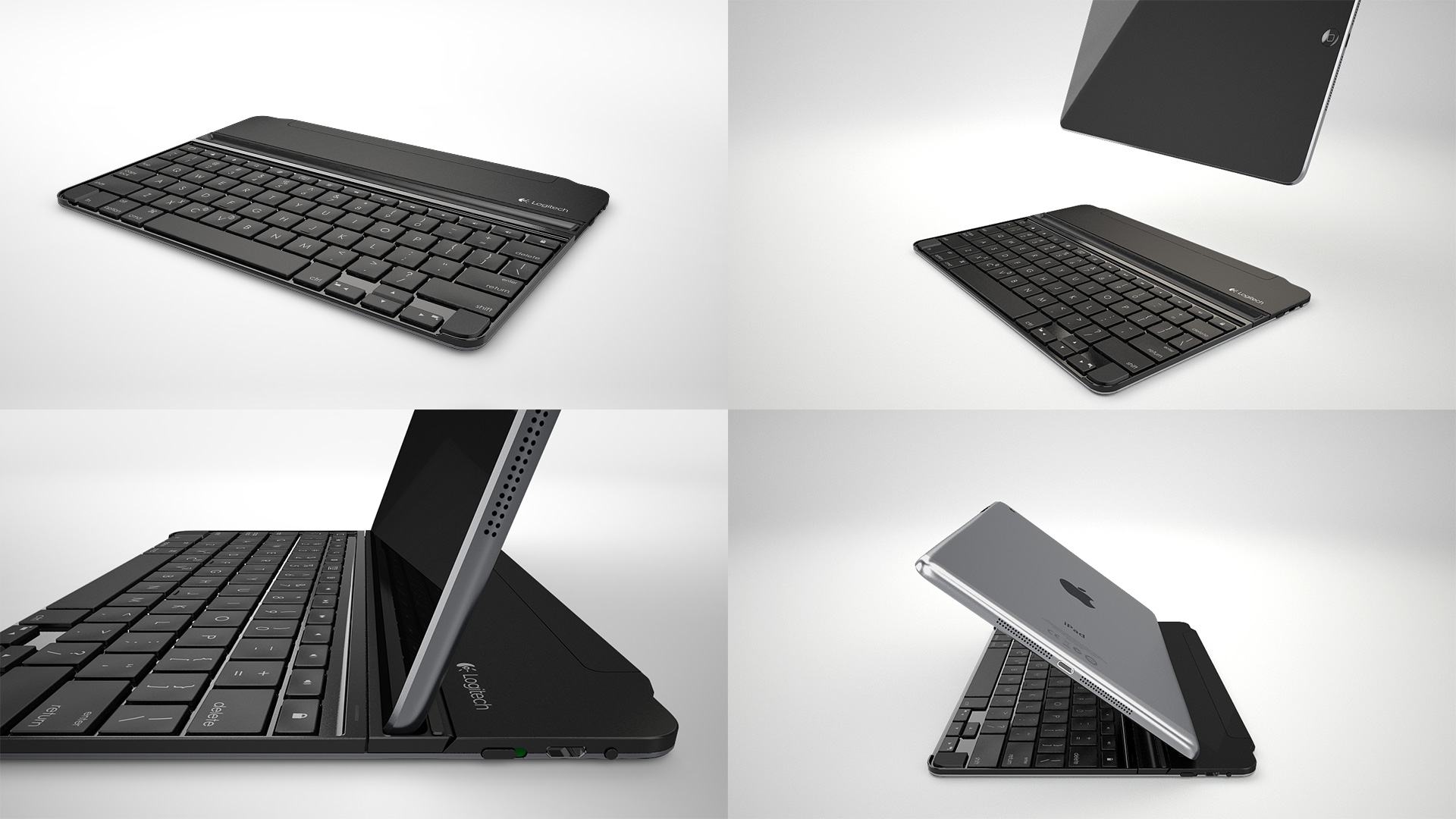 2014 – Ultrathin Keyboard Cover